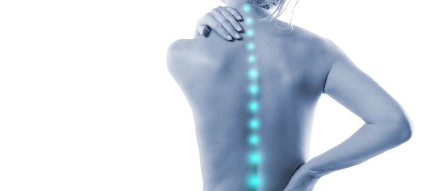 Schulterschmerzen behandeln.