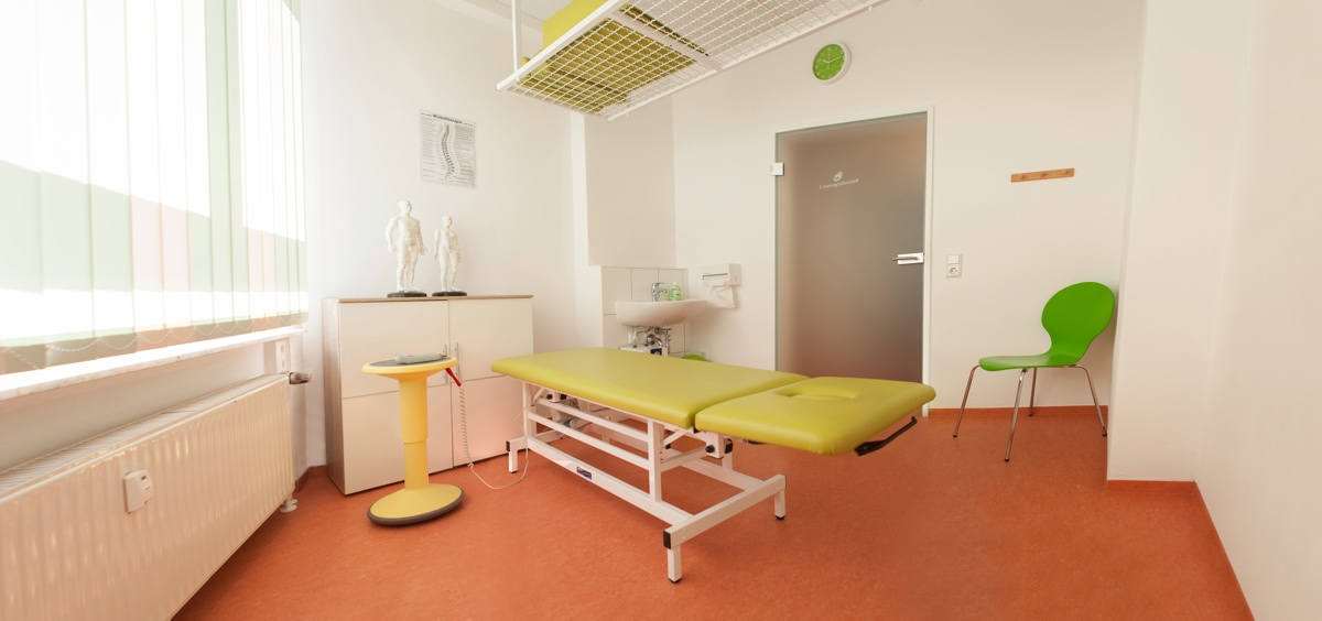 Physiotherapie Balingen / Praxis